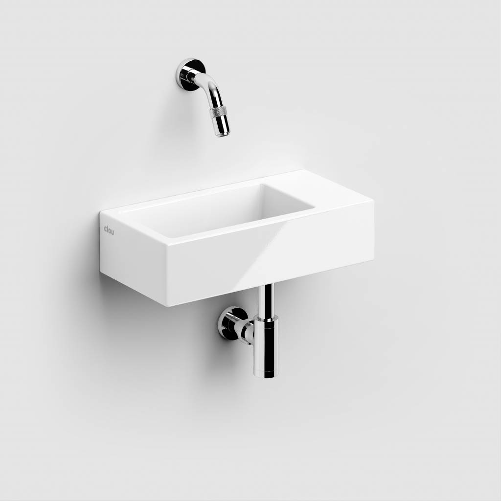 Flush 3 lave-mains droite