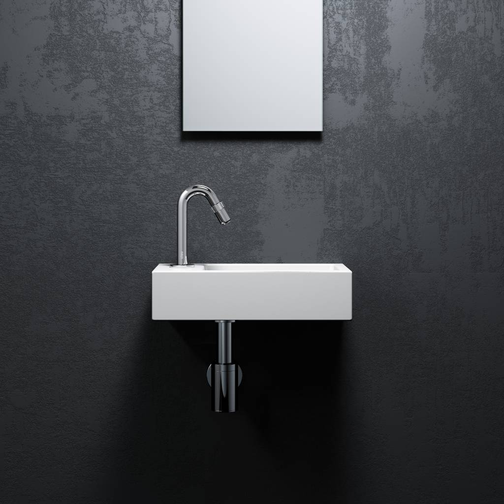 Flush 3 hand basin set