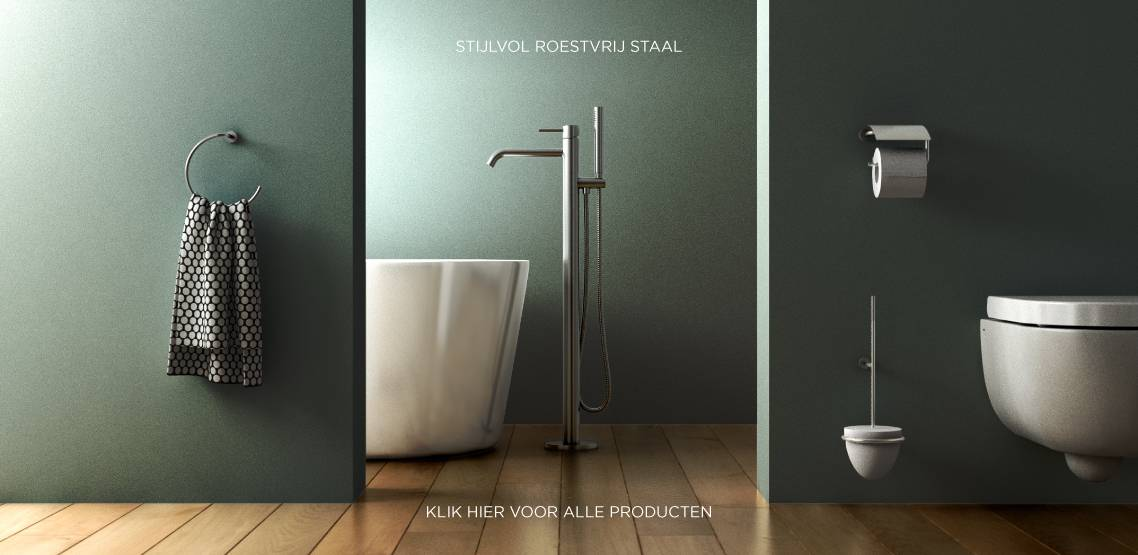 Stylish stainless steel - NL