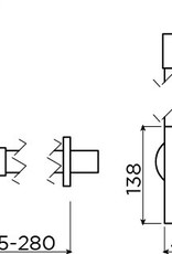 InBe design siphon type 6