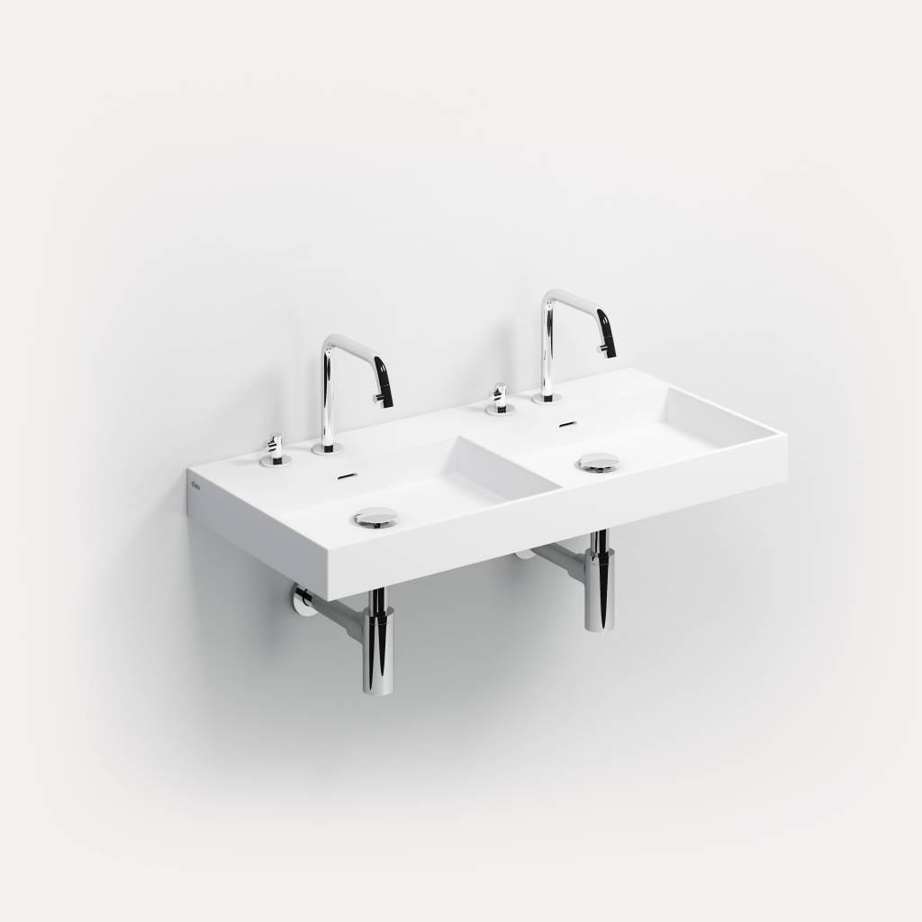 Wash Me double washbasin 90 cm