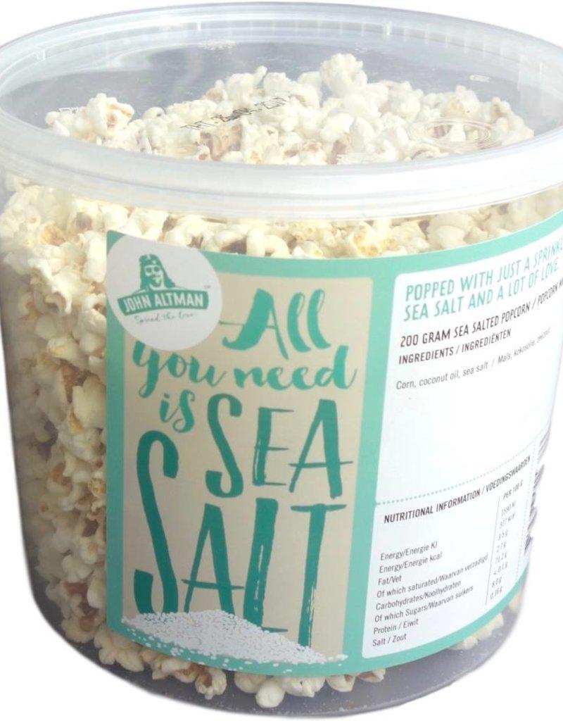Sea Salt (big bucket)  200 gram