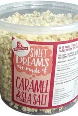 1 + 1 gratis: Caramel & Sea Salt (big bucket) 300 gram
