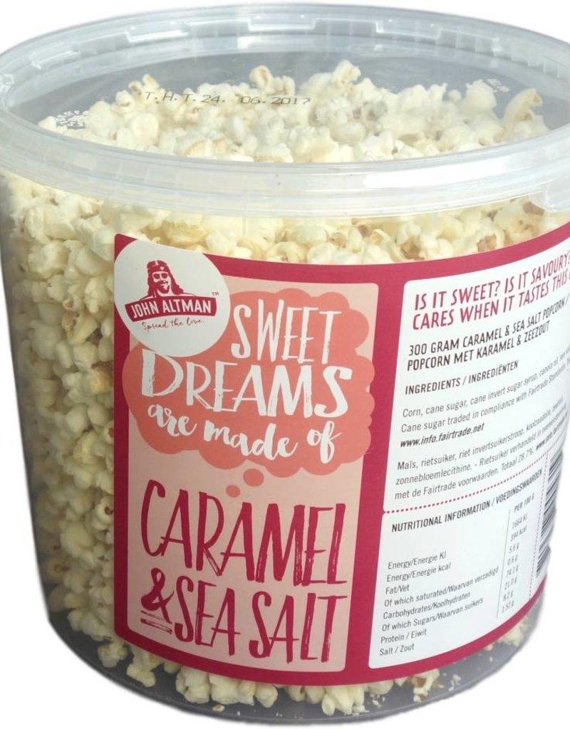 Caramel & Sea Salt (big bucket) 300 gram