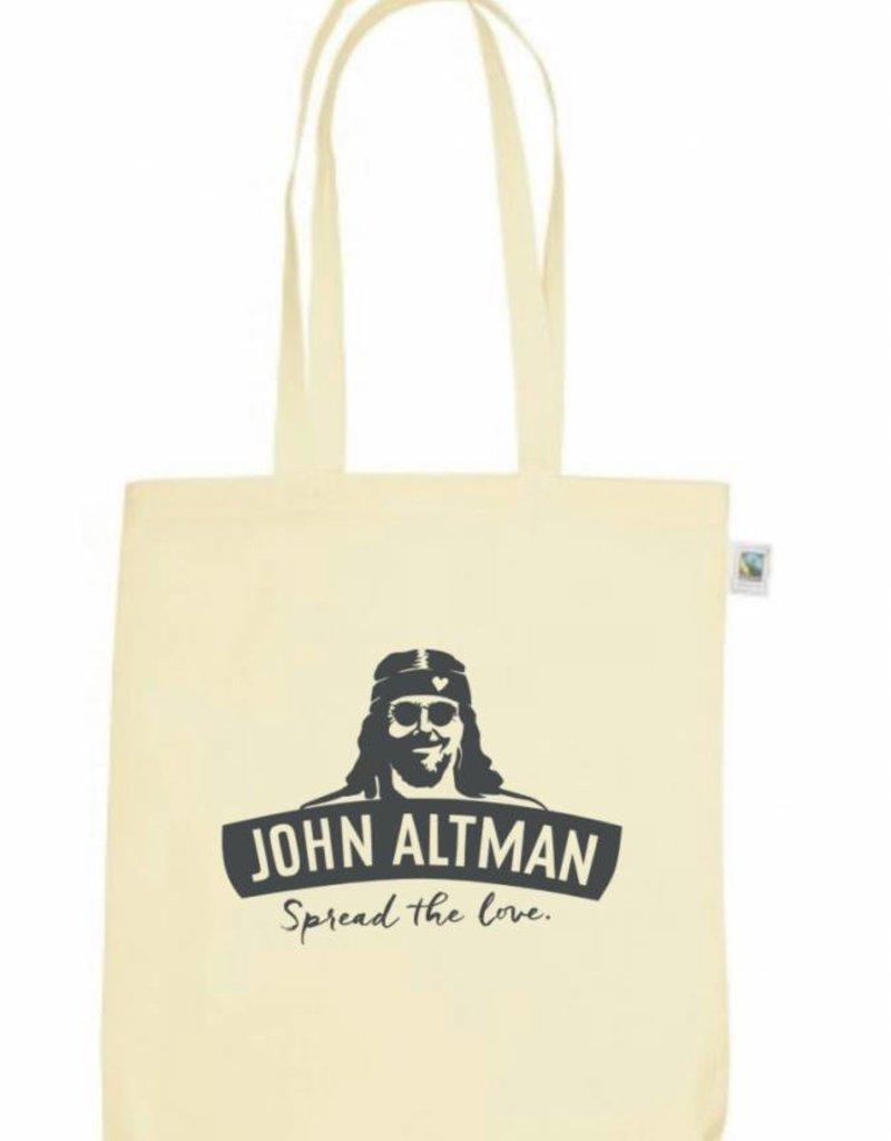 John Altman Tas gemaakt van Fairtrade katoen