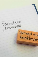 Stempel: Spread the booklove!
