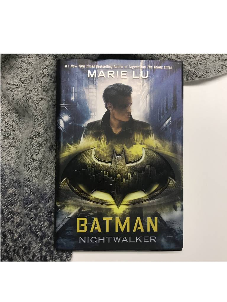 Batman: Nightwalker - Marie Lu (Hardcover)