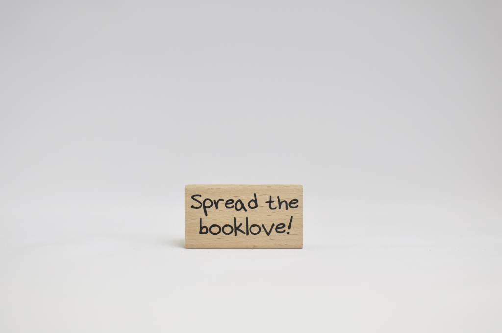 Stempel: Spread the booklove!