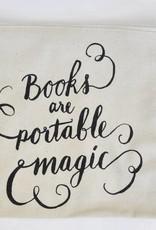 BB etui: Books are portable magic (large)