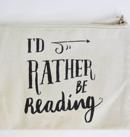 BB etui: I'd rather be reading