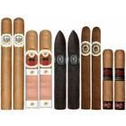 Anfänger - Zigarrenset Non-Cuba gross