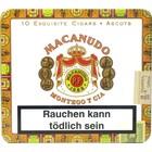 Macanudo  Cafe - Ascots - 10er