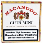 Macanudo  Cafe Mini
