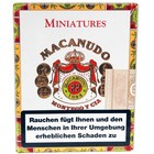 Macanudo  Cafe Miniatures