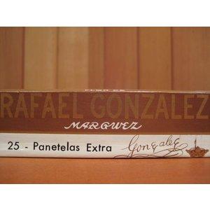 Rafael Gonzalez Panetelas Extra