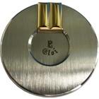 Eloi (France) 2R Zigarrenabschneider Edelstahl - geblaesert