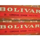 Bolivar Corona Junior (25er Kiste)