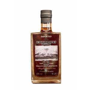 Cotopaxi 13 Jahre Single Barrel - Rum
