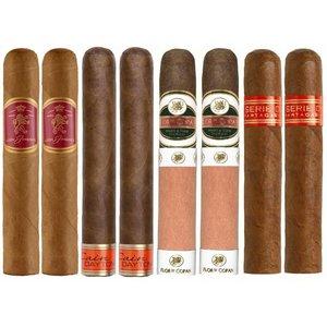 Robusto-Zigarrenset - Reise durch die Karibik