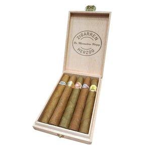 Herzogs Zigarren Set Petit Corona - Kuba