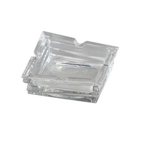 BOHEMIA Zigarrenaschenbecher BOHEMIA Bleikristall - ROCKY