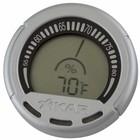 Xikar digitaler Hygrometer RUND 834XI - Temperatur