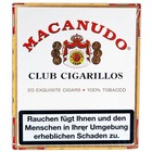 Macanudo  Cafe Club