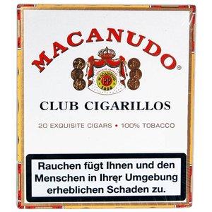 Macanudo  Cafe Club (20er Packung)