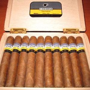 Cohiba Secretos (box of 10 cigars)
