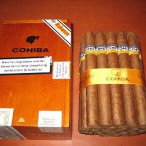 Cohiba Siglo III (25er Kiste)