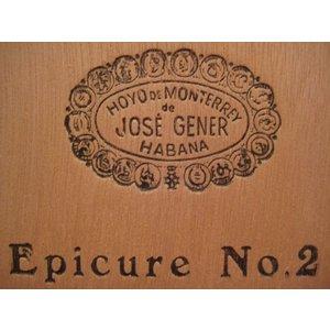 Hoyo de Monterrey Epicure No.2 (25er Cabinet-SLB)
