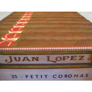 Juan Lopez Petit Corona (25er Kiste-CB)