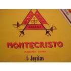 Montecristo Joyitas (5er Packung)