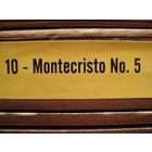 Montecristo No.5 (10er Kiste)