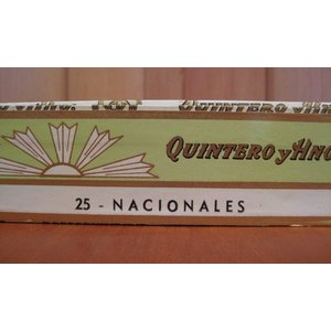 Quintero Nacionales (25er Kiste-CB)