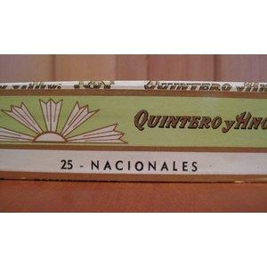 Quintero Nacionales (25er Kiste)