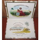Quintero Panetelas (box of 25 cigars-CB)