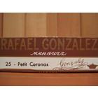 Rafael Gonzalez Petit Coronas (25er Kiste)