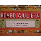 Romeo y Julieta No.3 AT (25er Kiste)