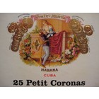 Romeo y Julieta Petit Corona (25er Kiste)