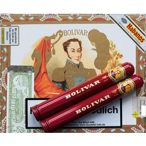 Bolivar No. 1 AT  (25er Kiste)