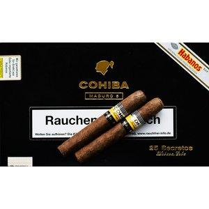 Cohiba Secretos (25er Kiste)