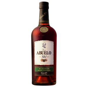 Abuelo Collection Oloroso Finish - Rum