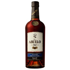 Abuelo Collection Tawny Finish - Rum (0,7 L.)