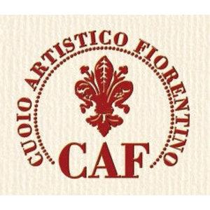 CAF Zigarrenetui aus FLORENTINER LEDER - Farbe: ROT-BRAUN