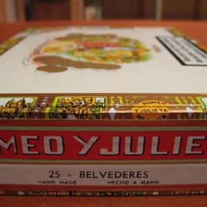 Romeo y Julieta Belvederes
