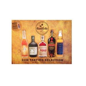 Rum Tasting Box (5 mal 40ml.)