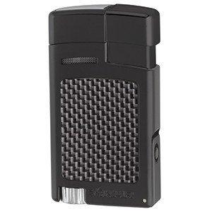 Xikar Zigarrenfeuerzeug Forte -Black Carbon Fiber