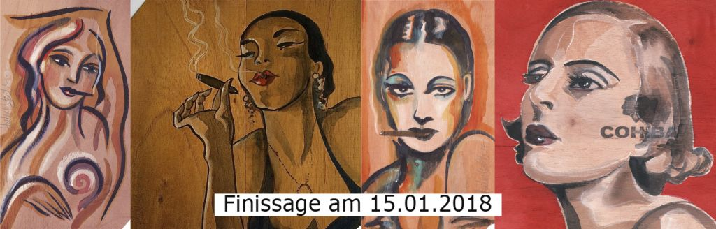 15.01.2018 - Finissage CigarBeauties