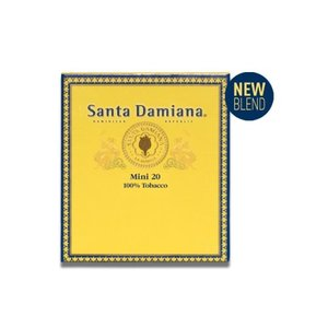 Santa Damiana Classic Mini Zigarillos (pack of 20)